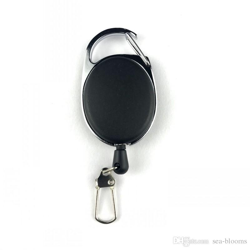 2019 retractable pull keychain lanyard abs id badge holder name tag2019 retractable pull keychain lanyard abs id badge holder name tag card belt clip key ring badge holder accessories h606q from sea blooms, $0 71 dhgate