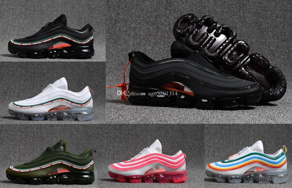 2018 New Arrival men Vapormax 2.0 ll2 V2 Hot sale Corss Hiking Walking Outdoor casual black white blue rainbow Shoes with box nicekicks for sale cheapest price sale online cheap sale from china cheap Manchester cheap price pre order Qhx8qIxN23