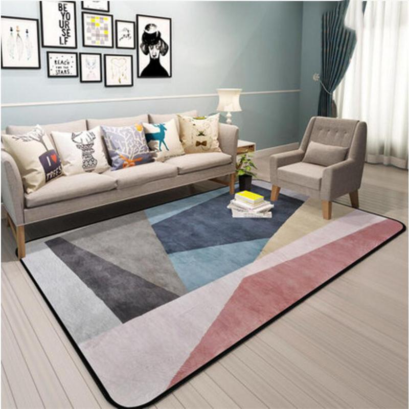 Hot Sale Nordic New Modern Style Design Carpets For Living Room Bedroom Kid  Room Rugs Home Carpet Floor Door Mat Area Rug Carpet Shaw Carpet Colors ...