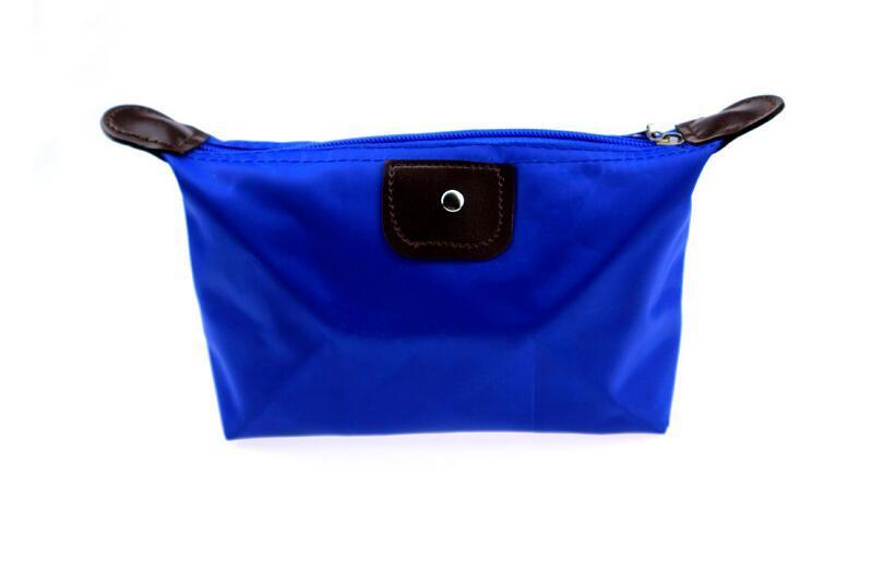 Şeker renk Seyahat Makyaj Çantaları kadın Lady Kozmetik Çantası Kılıfı Debriyaj Çanta Asılı Takı Rahat Çanta KKA1825