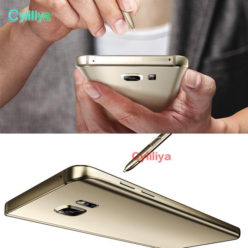 A qualidade 100% novo OEM de alta qualidade Stylus S Pen para NOTE5 caneta de toque de caneta de tela Stylus Para Galaxy NOTA 5 N920V N920F