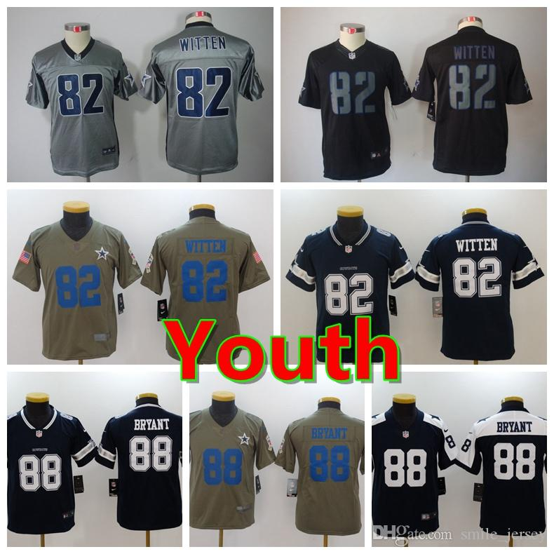 separation shoes 6380b 4d579 dallas cowboys youth football jersey
