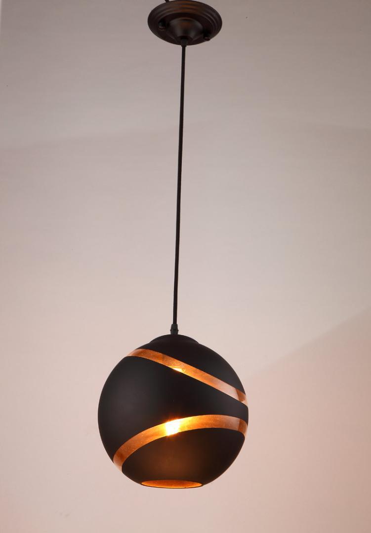 Nordic Design Pendant Light Glass Ball Hanging Lamp Dinning Room