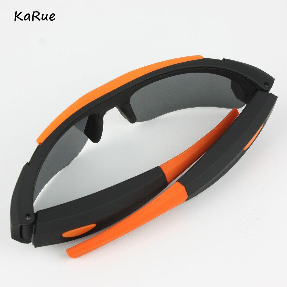cdc578c8e64 2018 Karue Original Dv Sports Polarized Sunglasses Eyewear Video Hd 1080p  Camera Dvr 90 Degree Recorder Cam Outdoor From Moncia02