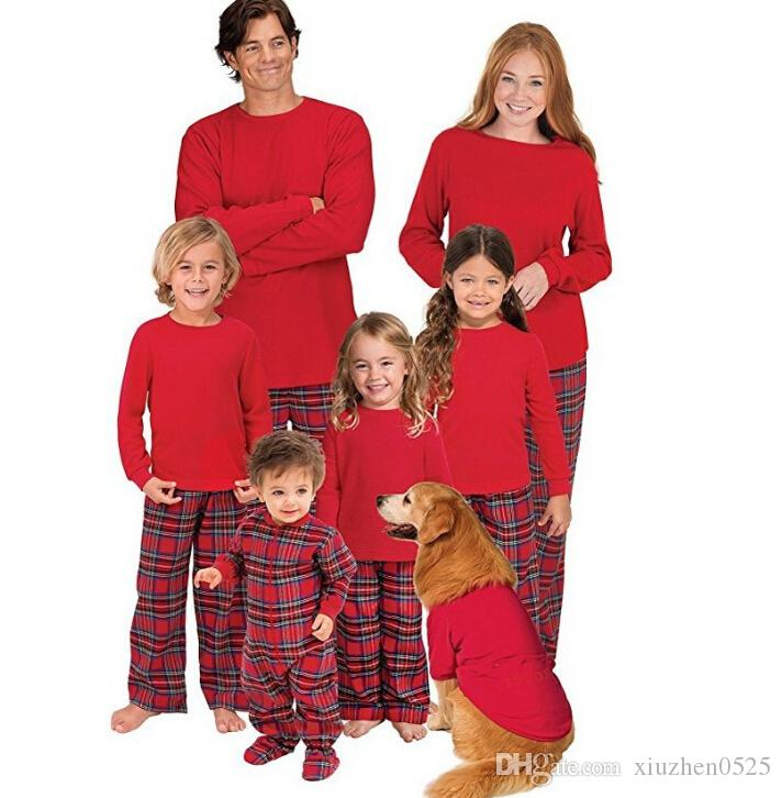 c2a01d338a7 Matching christmas plaid pajamas. Stewart Plaid Flannel Matching ...