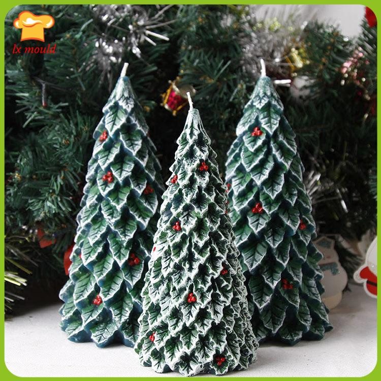 2019 New 3D Pine Tree Pine Cone Candle Silicone Molds Cedar DIY Candle Mold  Oversized Christmas Tree Mould From Suozhi1994, $22.53 | DHgate.Com - 2019 New 3D Pine Tree Pine Cone Candle Silicone Molds Cedar DIY