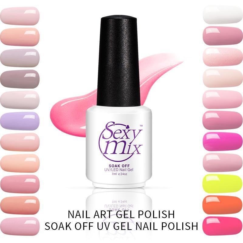 Gel Nail Polish Brands At Salons - Absolute cycle