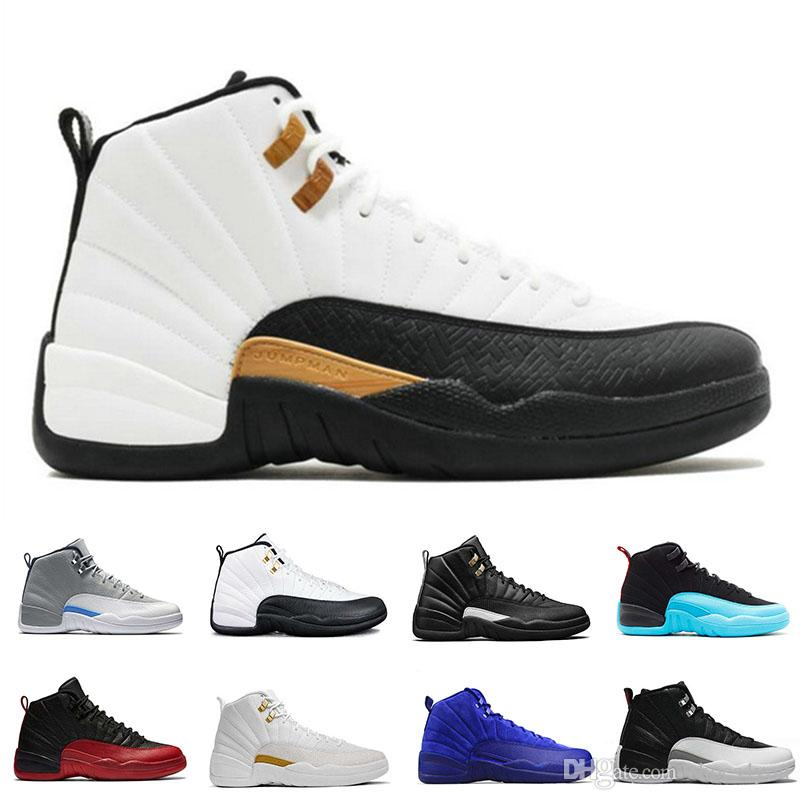 f069d90d7055 NEW 2018 Cheap 12 XII Mens Basketball Shoes Sneakers Women Taxi ...
