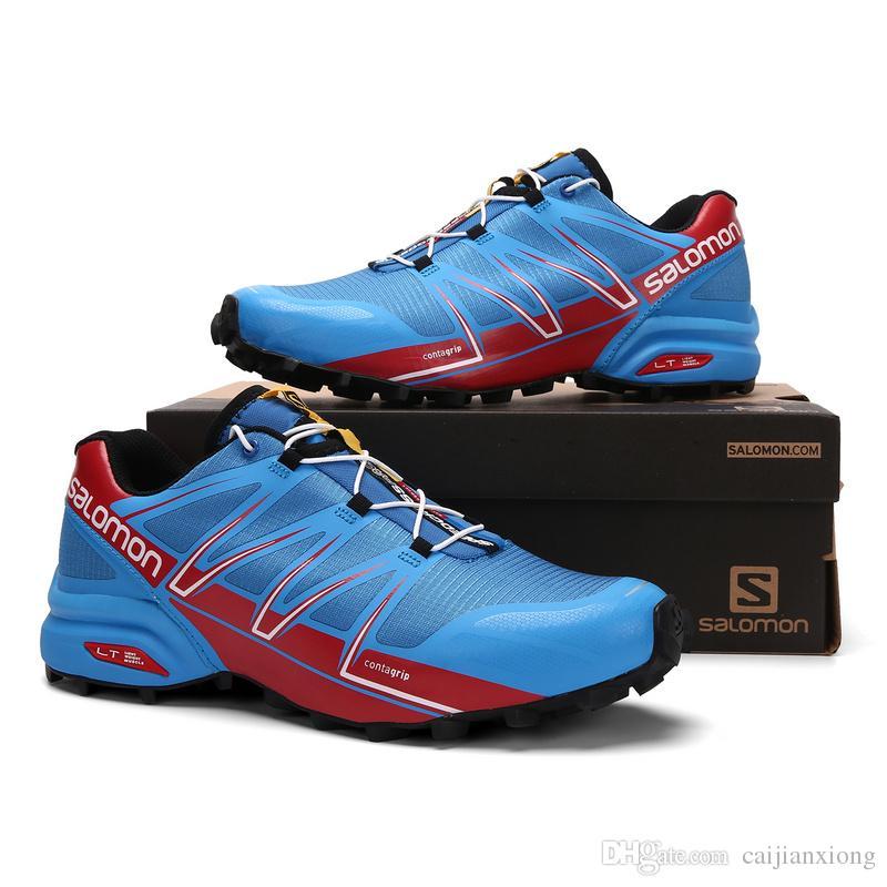 Salomon Los Pro Más Cross Nuevos 3 Speed Speedcross De Zapatos R7SrRq
