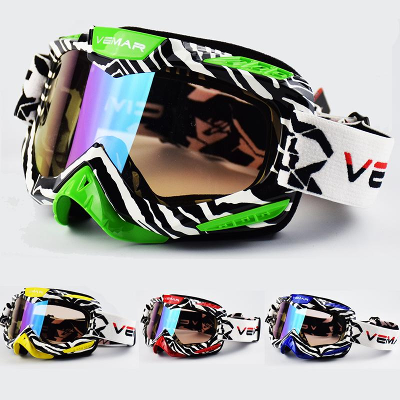 e4cbd25465a 2018 New Motocross Glasses Off Road ATV UTV Casque Motorcycle Gafas ...