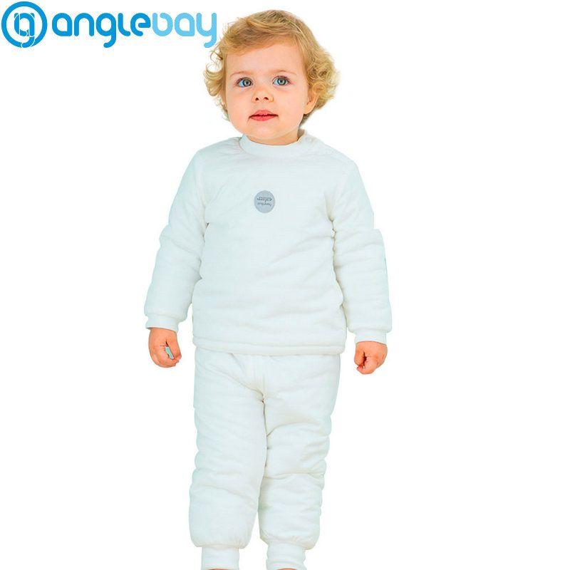5930c53f2 2019 Anglebay Baby Girl Clothing Sets For Winter Cotton Kids Newborn ...