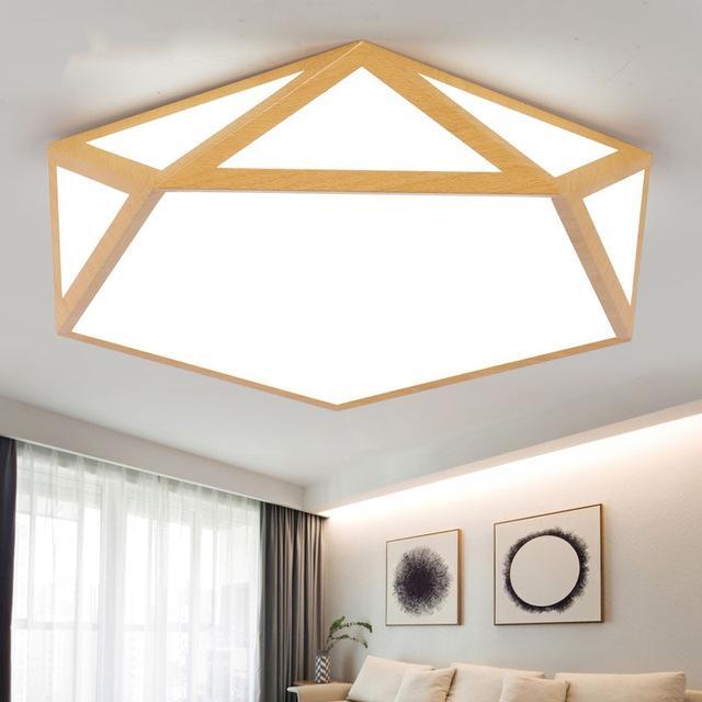 Großhandel Moderne LED Deckenleuchten Für Schlafzimmer Küche Mit ...