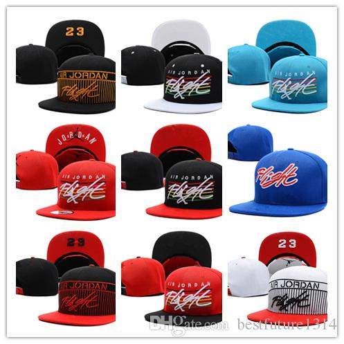 2c3ec69bd96 Wholesale Popular Flight 23  Snapback Custom All Teams Football ...