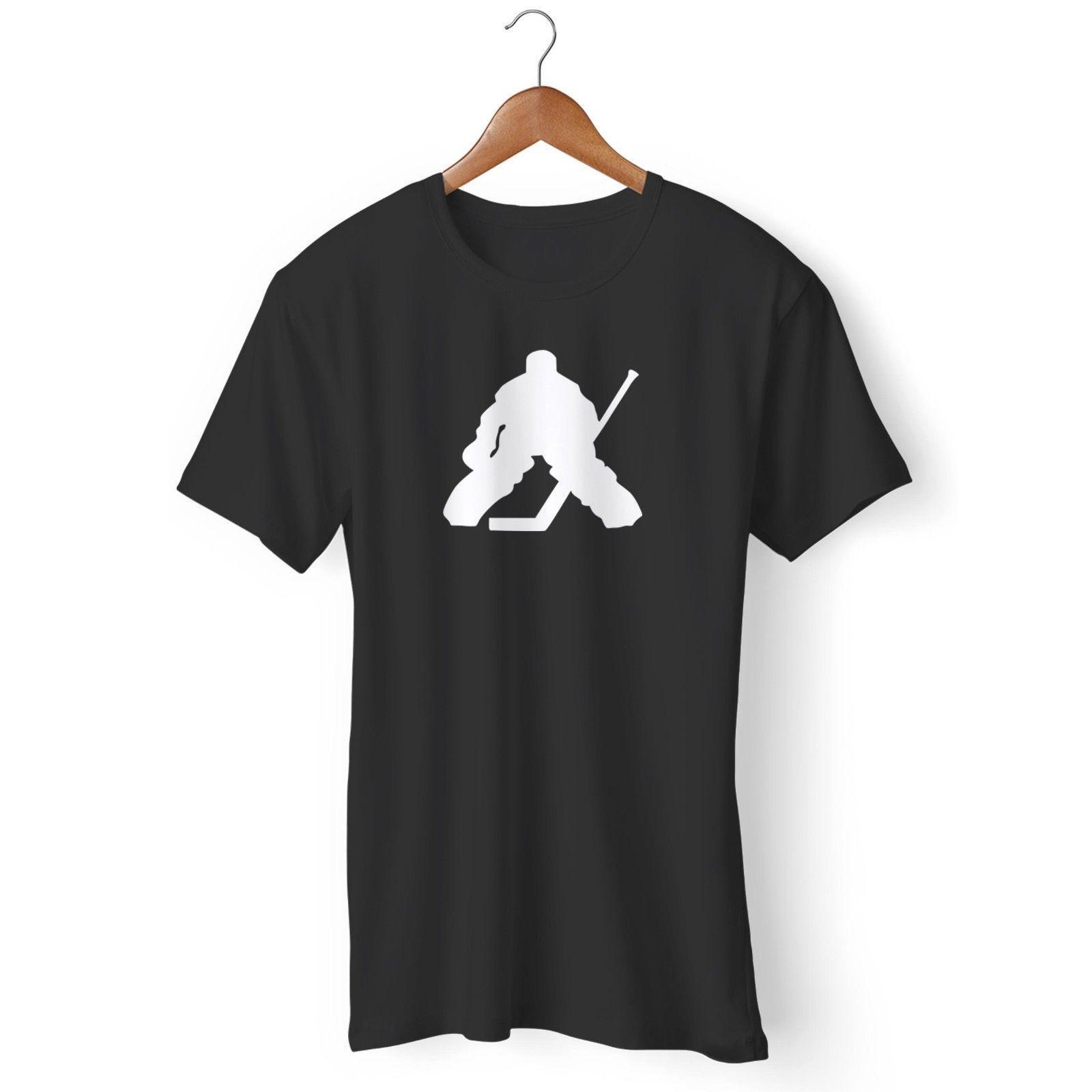 Compre Portero Hombre Camiseta Player Y Mujer Silueta Hockey qqgRHCA