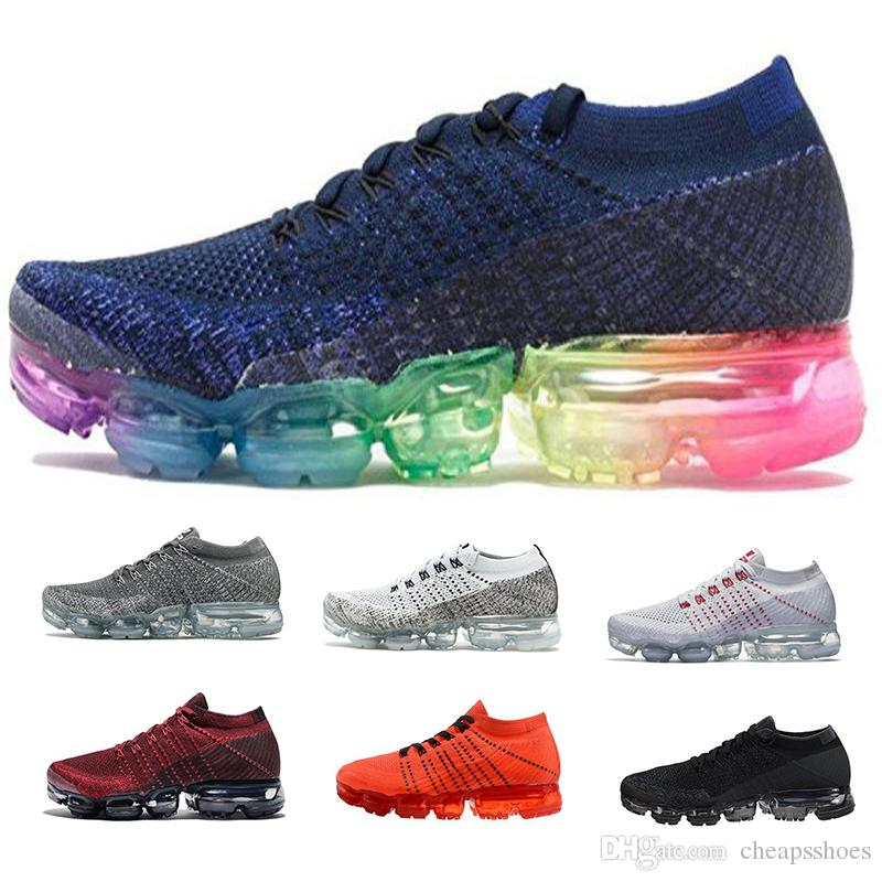 2019 Mens Tn Running Shoes Men Sneakers Fashion Athletic Sport Shoes