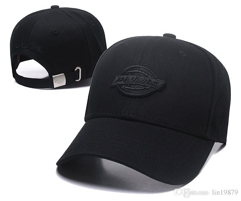 9f753da0b5e Dickies Baseball Cap US Fashion 2018 Snapback Hip Hop Cap Men HEYBIG ...