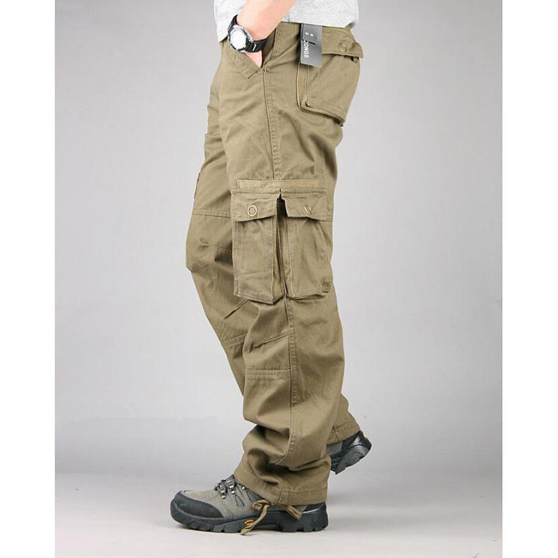 Men's Clothing Cargo Pants Male Long Sleeve Overalls Jumpsuit Harem Trousers Men Vintage Fashion Streetwear Hip Hop Casual Jumpsuit Cargo Pant Spare No Cost At Any Cost