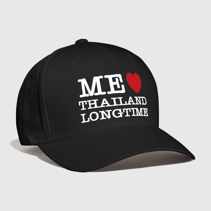 330386b2040be ME LOVE THAILAND LONGTIME Letter Embroidery Customized Handmade Asian  Bangkok Humor Phuket Thai Pattaya Fun Cool Curved Dad Hat Kids Hats Ball  Caps From ...