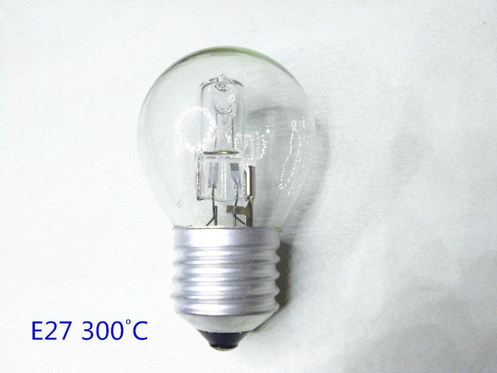 Acquista lampadina 220v e27 oven adattare lampadina ad alta