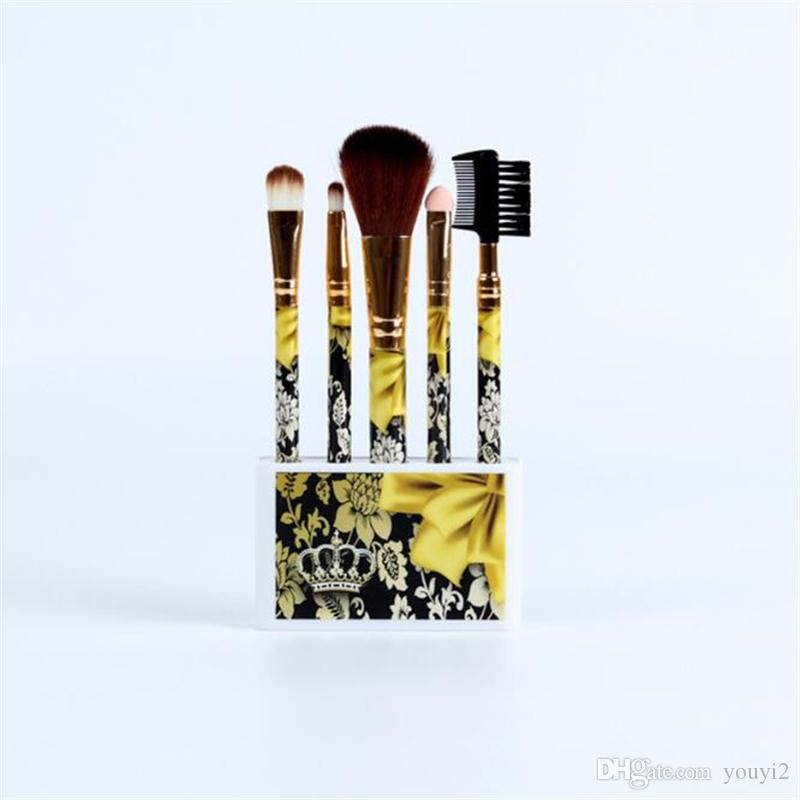 5506f7a1 2018 New Makeup Brushes Set Brush Beauty Tools Makeup Brush Set Makeup Tools  & Accessories Support Wholesale Permanent Makeup Airbrush Makeup From  Youyi2, ...