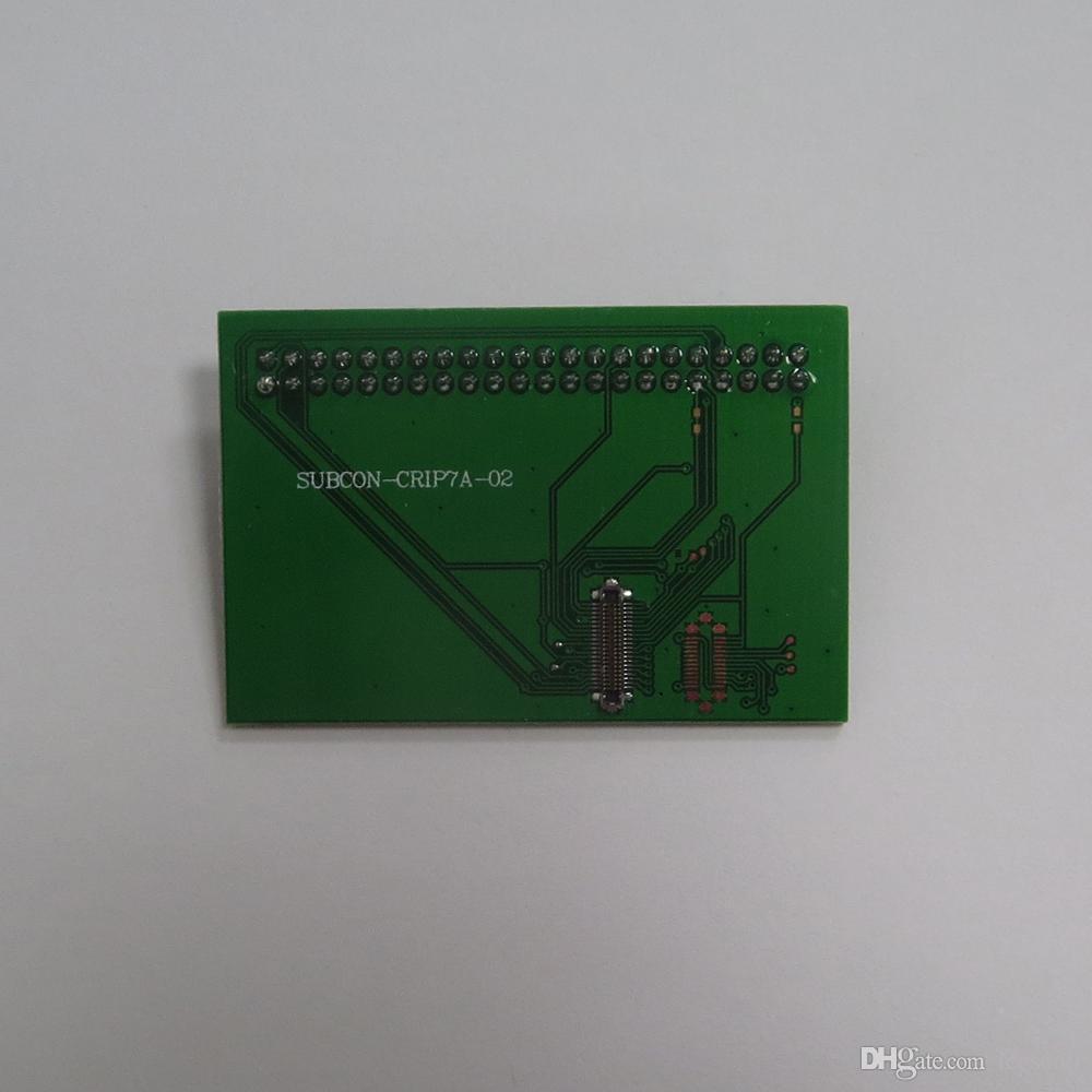 Nova placa pcr para iphone 7/7 plus lcd tester lcd tela de toque digitador display board testando ferramentas de reparo do telefone