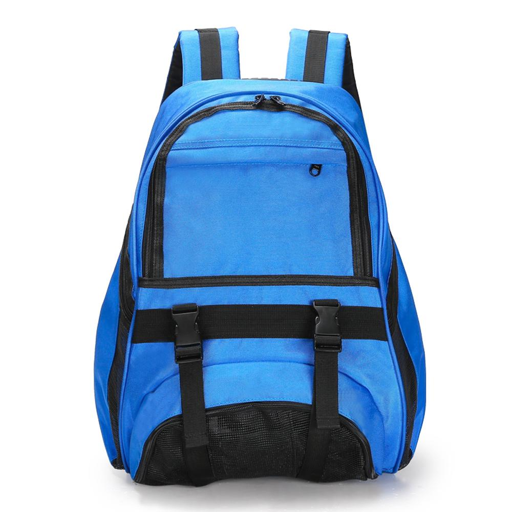 50c5fa2f3a6 2019 Soccer Ball Pack Bag Profession Basketball Gym Backpack Durable  Waterproof Laptop Schoolbag SportS Soccer Gym Bag Pack Male 30 From Ixiayu,  ...