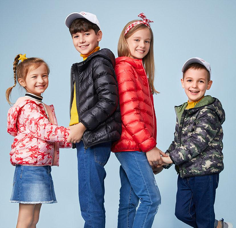 31bc4b801 2018 Winter Down Jacket Parka For Girls Boys Coats 90% Down Jackets  Children's Park Clothing For Snow Wear Kids Outerwear