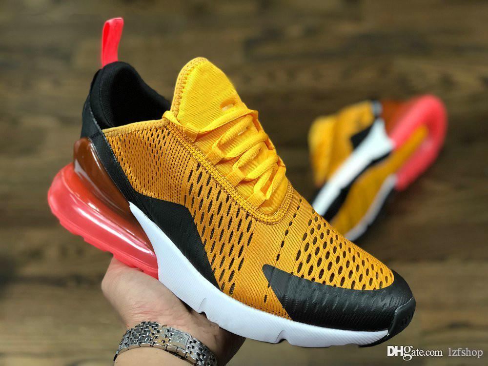 d9cd09f9ac2c3 2019 NEW270 Men Running Shoes 270S For Women Sneakers Trainers Male ...