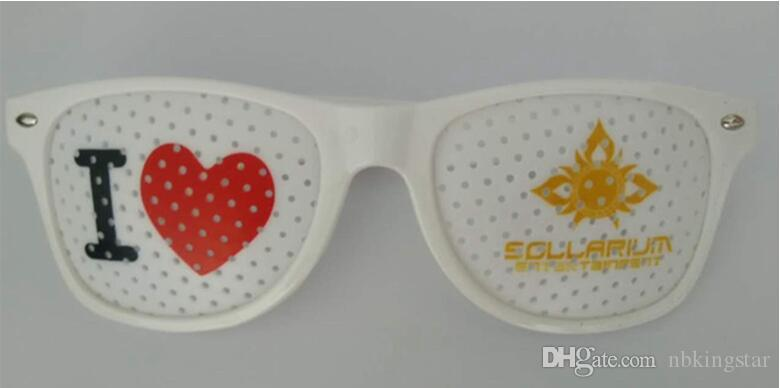 High Quality Anti-Myopia Pinhole Glasses Pin hole Sunglasses Eye Exercise Eyesight Improve Natural Healing vision Care Eyeglasses