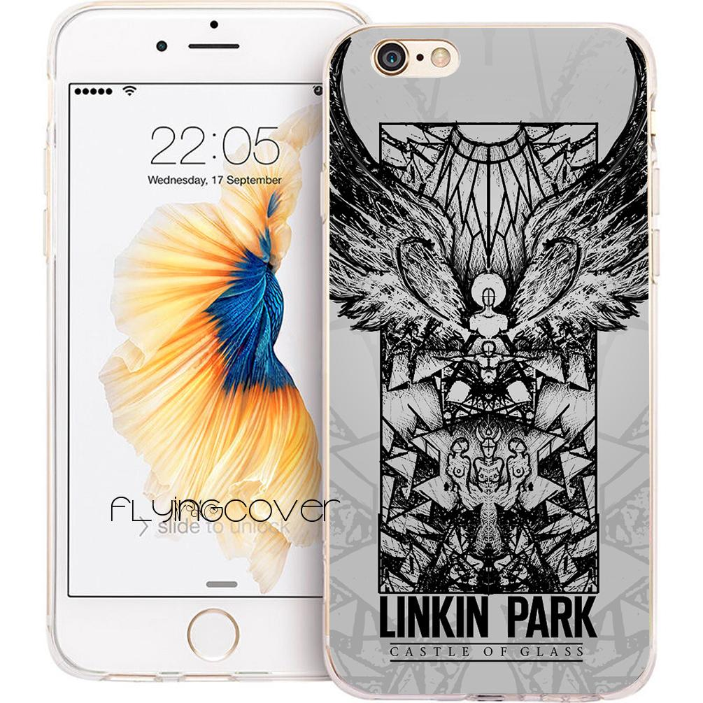 coque iphone 6 linkin park