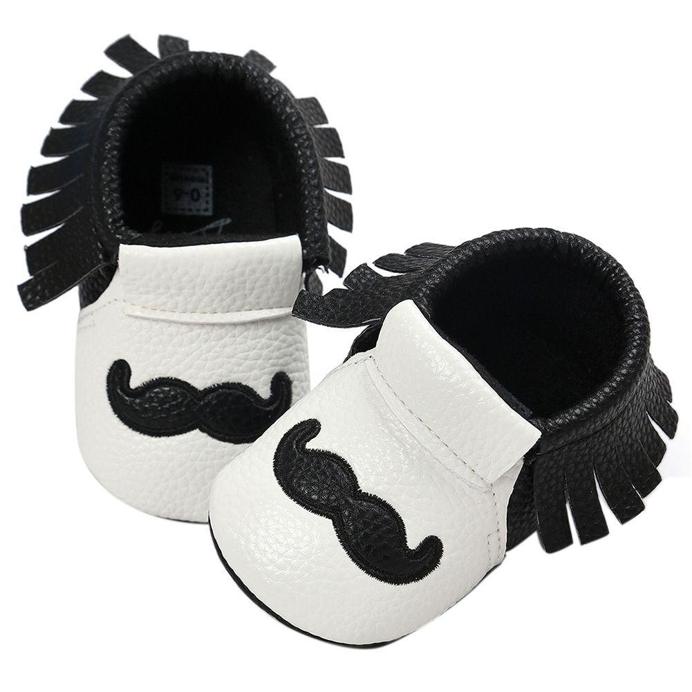 2018 Hot Sale Cute Beard Winter Warm Baby Shoes Newborn Toddler