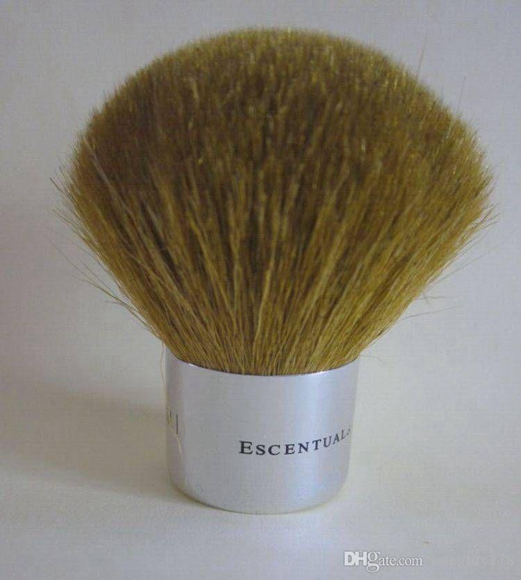 venta caliente ENVÍO GRATIS Minerales profesionales Tamaño del viaje Cobertura total Cepillos del maquillaje del cepillo de Kabuki Fábrica al por mayor sellada.