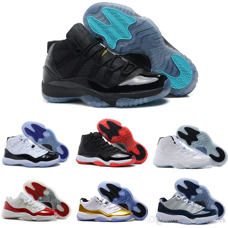 2018 Designer 2018 Cap And Gown Basketball Shoes 11 Prm Space Jam ...