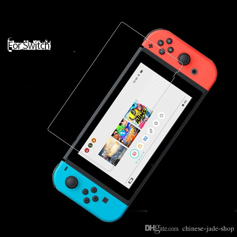 For Nintendo Switch Tempered Glass HD Anti-Scratch Glass Screen Protector