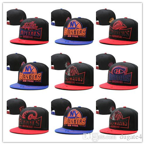 Cool Fashion NHL Mighty Hockey Snapback Hats Anaheim Ducks Bone Cap Flat  Fashion Nhl Hats Sports Cheap Mens   Women Baseball Caps Skull Caps Men Hats  From ... e0bf09ff63e