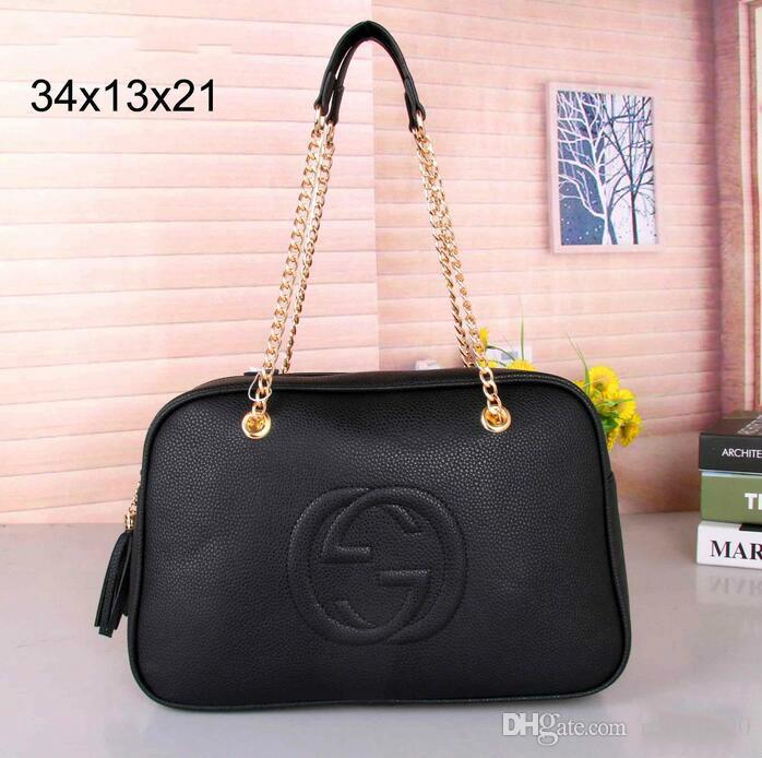 3867c0cbee17 CAPUCINES Top-handle Bags Women Leather Handbags Famous Brand V Bags ...