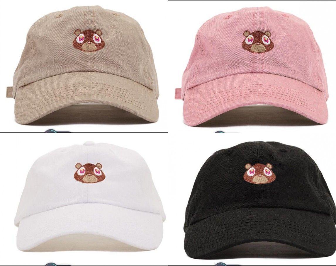 New Arrival Baseball Hats Kanye West Bear Cap Drake Snapback Hat Kendrick  Lamar Cap Sun Hat Rose Caps Adjustable Casquette Hat Stores Custom Trucker  Hats ... 95d570b80dfa