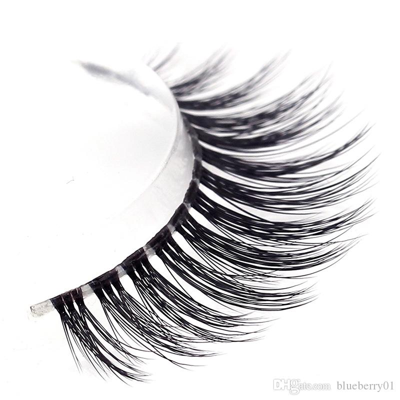 0793db71228 Wholesale Natural Handmade 3d False Eyelash /Faux Mink Fake Eyelash Thick Eyelash  Extension With Lash Extensions Red Cherry Lashes From Blueberry01, ...