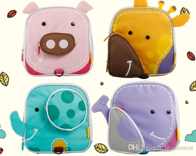 Cute Baby Schoolbag 6 Prevent Loss Of Shoulders 4 Tide Boys And Girls 5  Children Schoolbag Kindergarten 1 3 Years Old Student Backpack Fashionable  Backpack ... 2c8e2a933e4ed