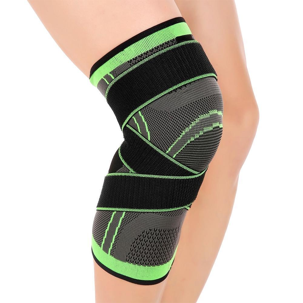 6622097ac5 2019 Protective 1 Brace Bandage Knee Knee Tennis Pad Brace Breathable  Sports Pcs Cycling Support Professional Basketball From Duriang, $36.33 |  DHgate.Com