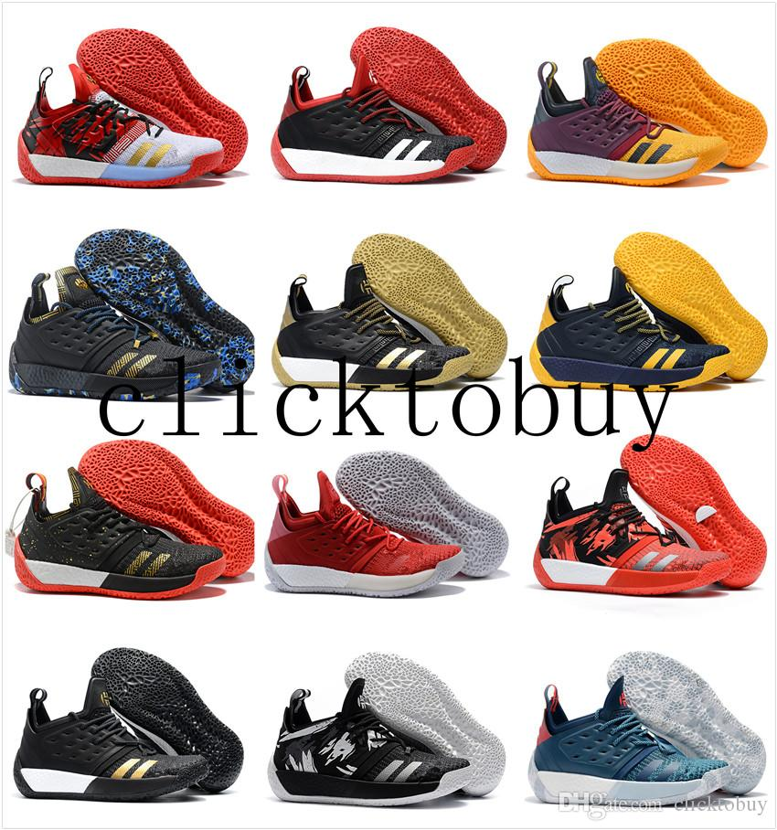 35862f45edb 2019 Harden Vol. 2 Imma Be A Star AH2215 Concrete AH2122 Harden Vol.2 MVP  Pioneer Harden Shoes Traffic Jam Vision Size Us7 Us12 From Clicktobuy