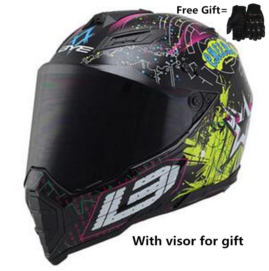 Dirt Bike Helmet With Visor >> Sdu Adult Helmets Advanced Dirt Bike Helmet Off Road Full Face