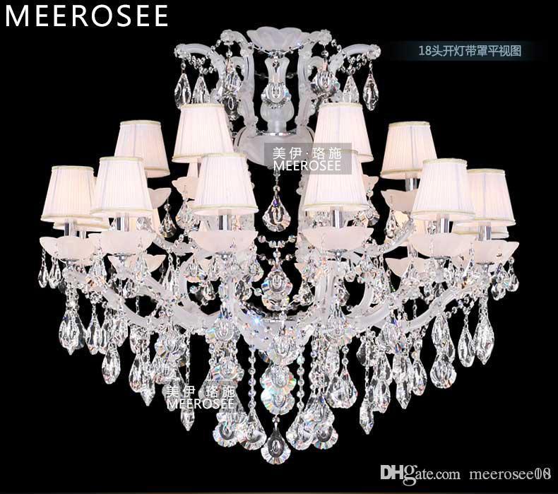 Großhandel Klassische Kronleuchter Leuchte Große Kristall Kronleuchter  Beleuchtung Kristall Lampe Für Foyer Restaurant Projekt Maria Theresa Lampe  Von ...