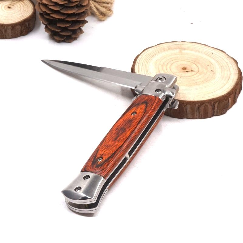 Pocket Folding Survival Knife Camping Outdoor Hunting Knife Multitool 3Cr13 Blade Tactical EDC Knives