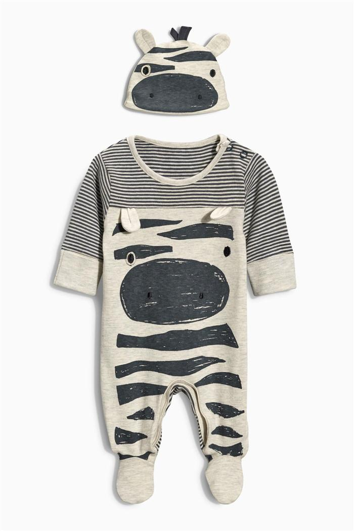 Mother & Kids Bodysuits & One-pieces Infant Newborn Baby Boy Girl Clothing Hooded Monkey Long Sleeve Romper Jumpsuit Clothes Outfits Street Price