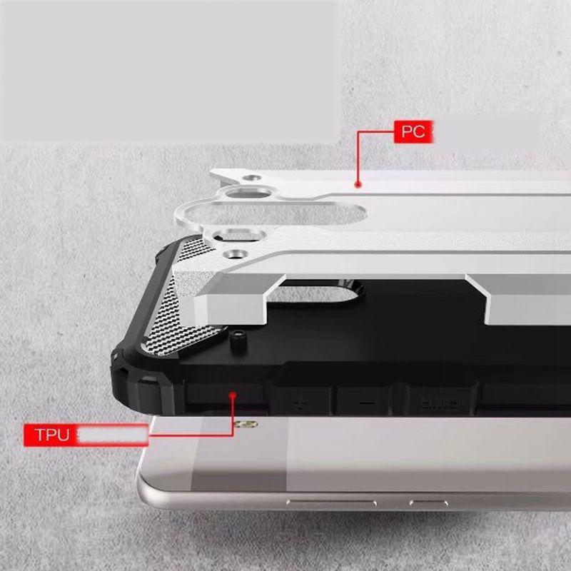 Гибридный Ironman чехол для Huawei Honor 7C P20 Lite плюс Mate 10 Pro прочный броня жесткий пластик + ТПУ противоударный комбо воздействия двойной тяжелые обложки