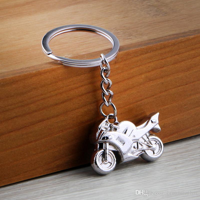 Großhandel Auto Schlüsselring Metallmotorrad Modell Schlüsselring ...