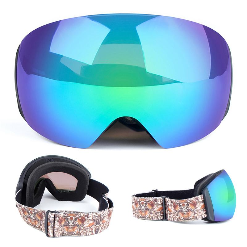 81fdd82f98cc 2019 Men Women S Winter Sunglasses Snowboard Ski Goggles Big Double Anti  Fog Ski Mask Snowboard Glasses For Snowmobile Skiing Goggles From Yarqi