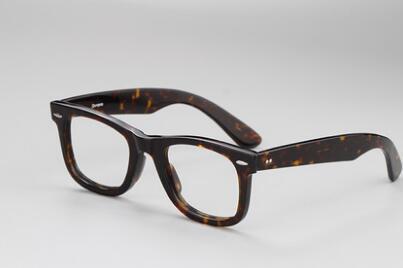 feb88d02a5 Big Box Myopia Glasses Retro Eyeglass Frame Men S Black Frame Glasses Men S Eye  Frame Men S Tide