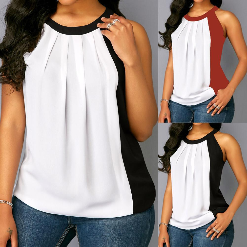 383ea19715927 Autumn 2018 Plus Size Shirt Women Vogue Sexy Halter Cold Shoulder Tunic  Pleated Hem Crop Women Clothing Fashion Sexy Tops Buy T Shirts Online Funny  Tee ...